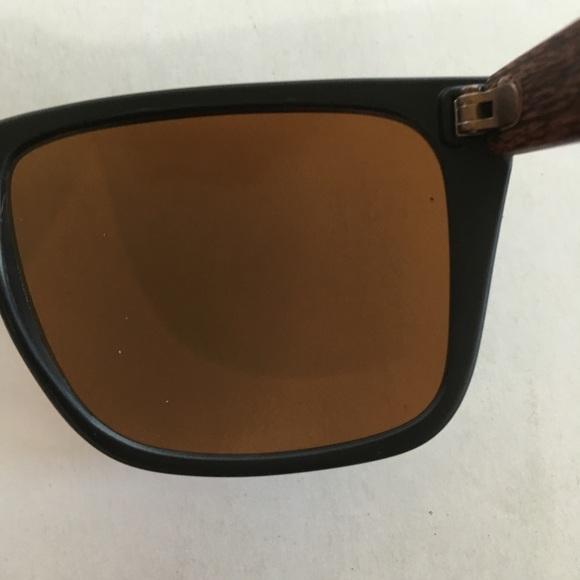 EYE Other - BNWT Matte Black Wood Sunglasses
